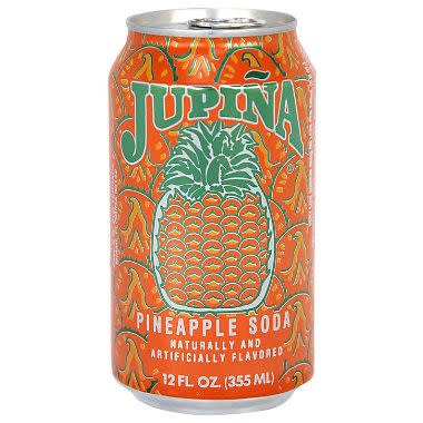 Jupina Pineapple 12oz can