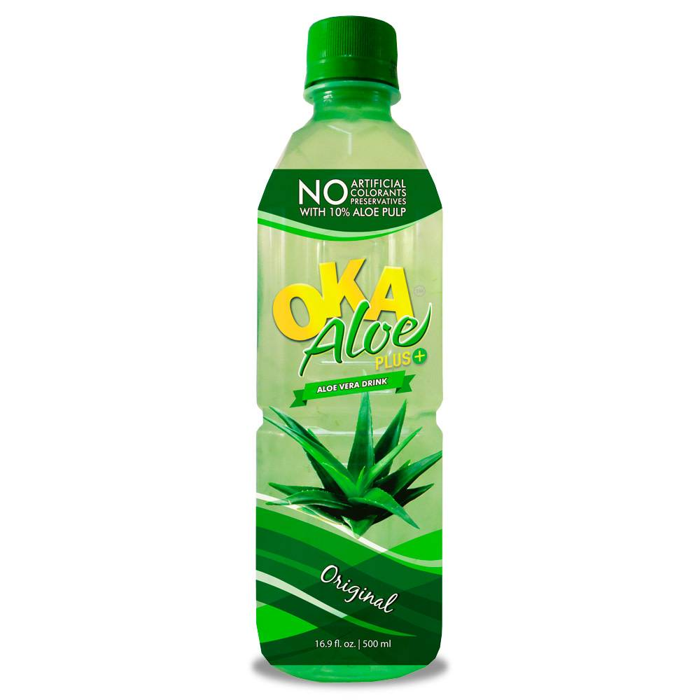 Savia Aloe Original 16.9oz