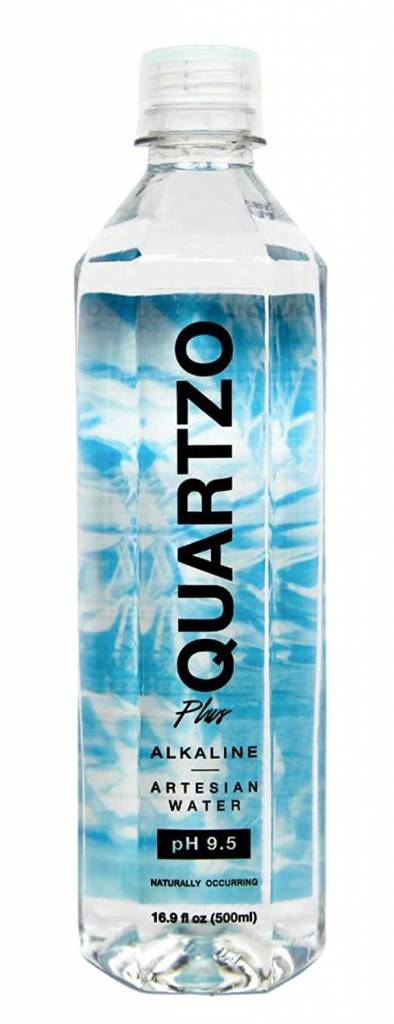 Quartzo Artesian Water 16.9oz