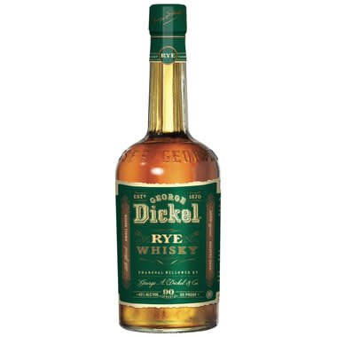 Dickel Rye Whiskey 90Proof 750ml