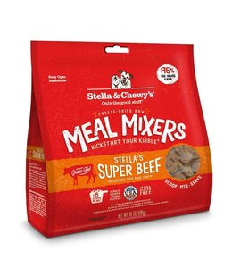 Stella & Chewy's Stella & Chewy's Freeze-Dried Super Beef Meal Mixers