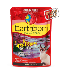 Earthborn Holistic® Earthborn Holistic® Upstream Grille™ Tuna Dinner with Salmon in Gravy 3oz