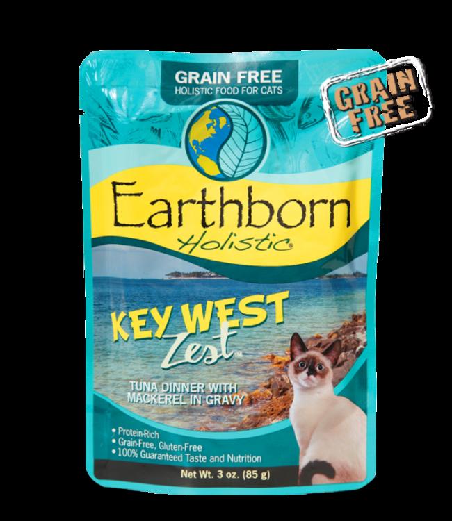 Earthborn Holistic® Earthborn Holistic® Key West Zest™ Tuna Dinner with Mackerel in Gravy 3oz