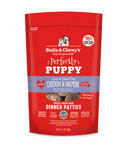 Stella & Chewy's Stella & Chewy's Chicken & Salmon Perfectly Pupply Freeze-Dried Dinner Patties