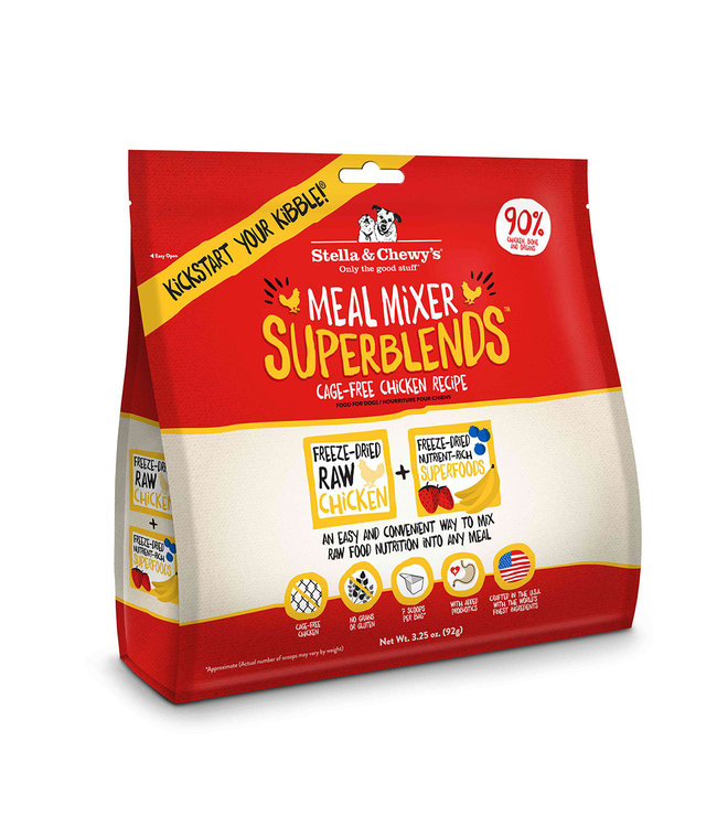 Stella & Chewy's® Stella & Chewy's® Cage-Free Chicken SuperBlends