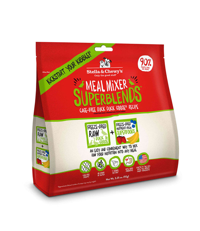 Stella & Chewy's® Stella & Chewy's® Cage-Free Duck Duck Goose SuperBlends