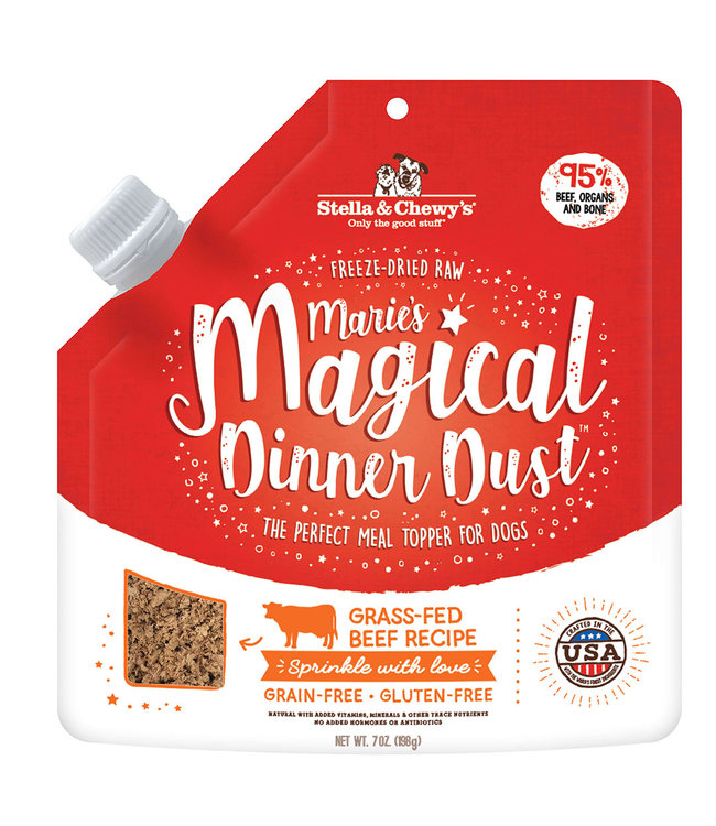 Stella & Chewy's Stella & Chewy's Magical Dinner Dust Beef 7oz