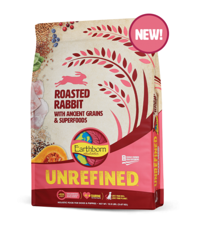 Earthborn Holistic® Earthborn Holistic® Unrefined™ Roasted Rabbit