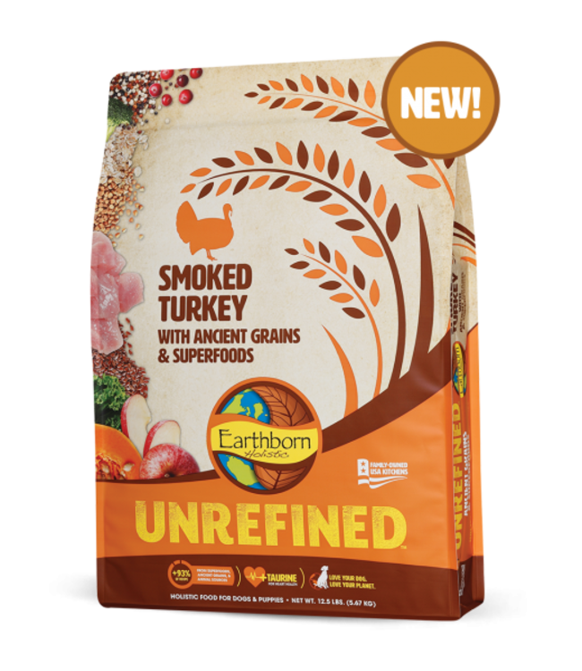 Earthborn Holistic® Earthborn Holistic® Unrefined™ Smoked Turkey