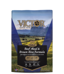 Victor Pet Food VICTOR® Beef Meal & Brown Rice Formula