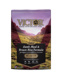 Victor Pet Food VICTOR® Select Lamb Meal & Brown Rice Formula