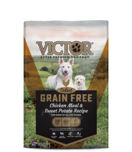 Victor Pet Food VICTOR® Select Grain Free Chicken Meal & Sweet Potato