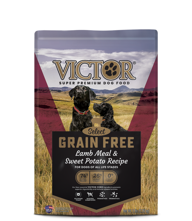 Victor Pet Food VICTOR® Grain Free Lamb Meal & Sweet Potato Recipe