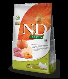 Farmina Farmina N&D PUMPKIN Grain Free Boar & Apple Mini Adult