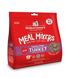 Stella & Chewy's Stella & Chewys Freeze-Dried Tantalizing Turkey Meal Mixers