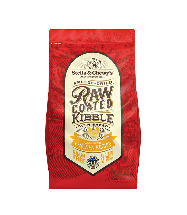 Stella & Chewy's® Stella & Chewy's® Grain-Free Cage-Free Chicken Raw Coated