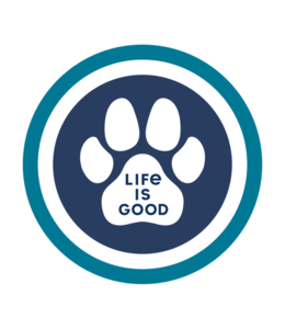 Life is good® Life is good® Products at The PawStand - Paw Coin Magnet