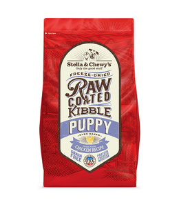 Stella & Chewy's Stella & Chewy's Grain-Free Cage-Free Chicken Raw Coated Kibble for Puppies