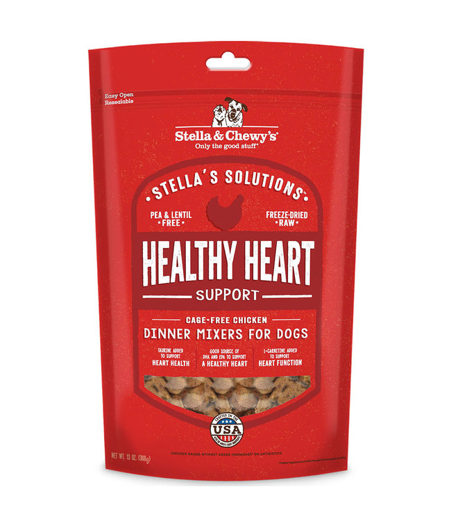 Stella & Chewy's Stella & Chewy's Stella's Solutions Healthy Heart Support 13 oz