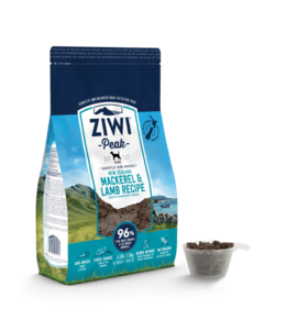 ZiwiPeak USA, Inc. ZIWI® Peak Air-Dried Mackerel & Lamb Recipe for Dogs