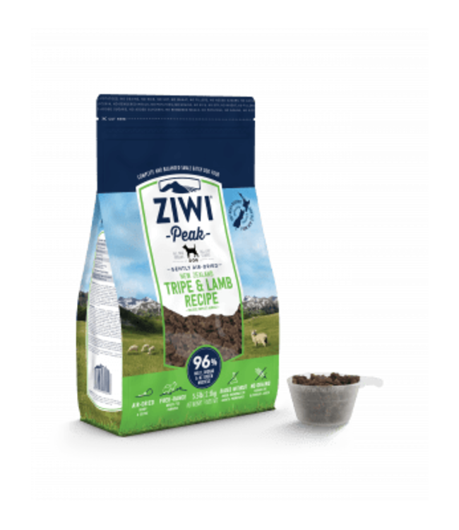 ZiwiPeak USA, Inc. ZIWI® Peak Air-Dried Tripe & Lamb Recipe for Dogs