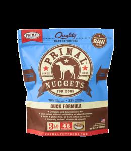 Primal Pet Foods Primal Raw Frozen Canine Duck Formula