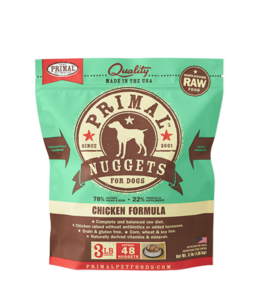 Primal Pet Foods Primal Raw Frozen Canine Chicken Formula