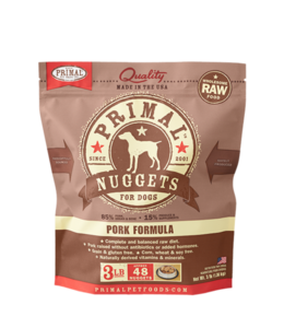 Primal Pet Foods Primal Raw Frozen Canine Pork Formula