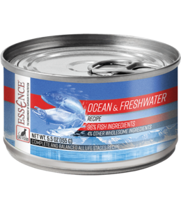 Essence® Essence® Cat Can Grain-Free Ocean & Freshwater Recipe 5.5 oz