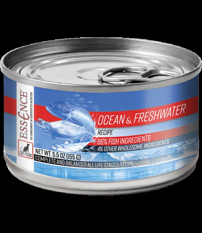 Essence® Essence® Cat Can Grain-Free Ocean & Freshwater Recipe 5.5 oz