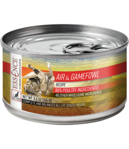 Essence® Essence® Cat Can Grain-Free Air & Gamefowl Recipe 5.5 oz