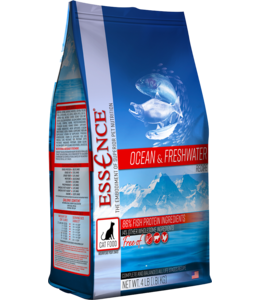 Essence® Essence® Cat Dry Grain-Free Ocean & Freshwater Recipe