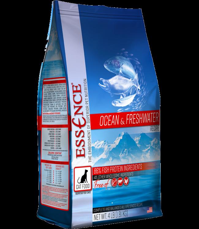 Essence® Essence® Cat Dry Grain-Free Ocean & Freshwater Recipe