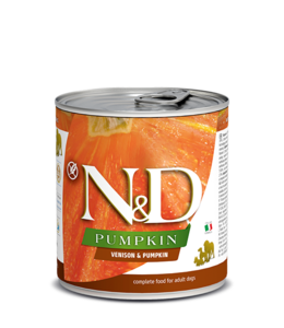 Farmina Farmina Venison & Pumpkin Adult 10.05 OZ