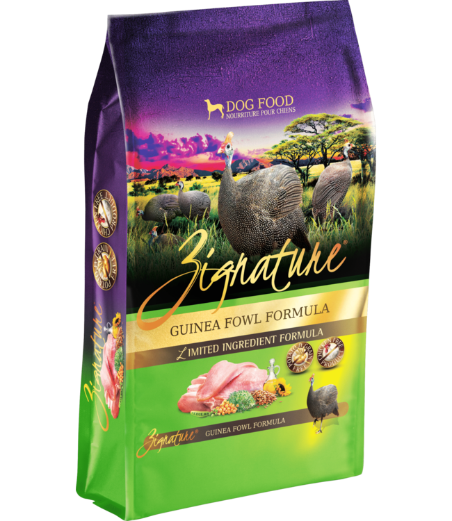 Zignature® Zignature® Guinea Fowl Formula 4 LB