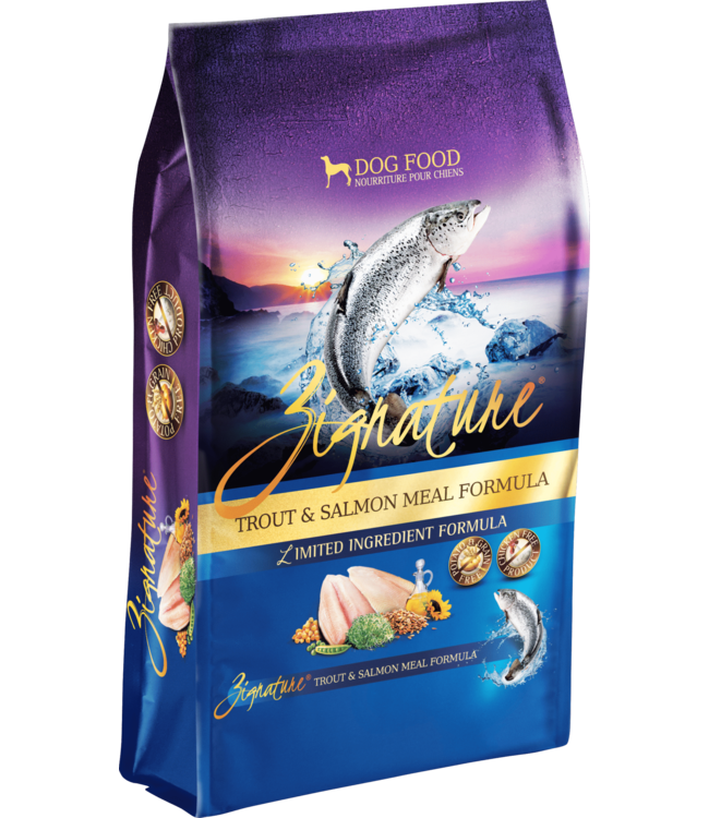 Zignature® Zignature® Trout and Salmon Meal Formula