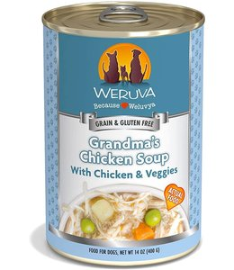 Weruva Weruva Grandma's Chicken Soup with Chicken & Veggies