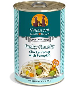 Weruva Weruva Funky Chunky Chicken Soup with Pumpkin