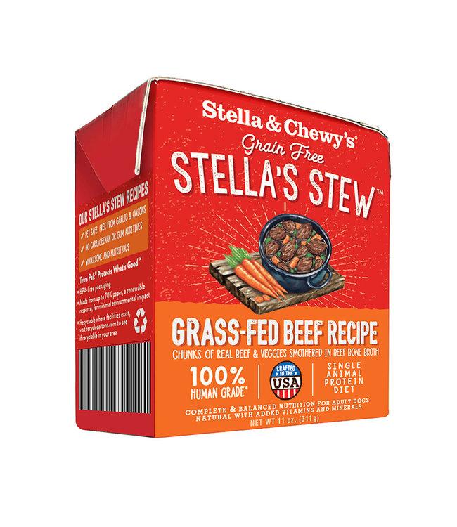 Stella & Chewy's Stella & Chewy's Dog Stews Beef Grass-Fed 11 oz