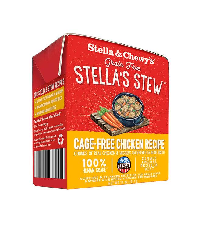 Stella & Chewy's® Stella & Chewy's® Dog Stews Chicken Cage-Free 11oz