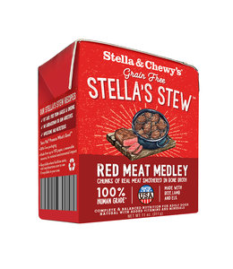 Stella & Chewy's Stella & Chewy's Dog Stews Red Meat Medley 11oz