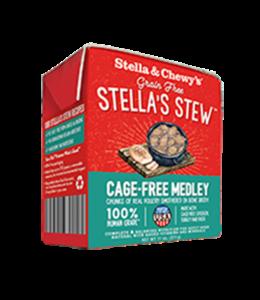 Stella & Chewy's® Stella & Chewy's Dog Stews Medley Cage-Free 11oz