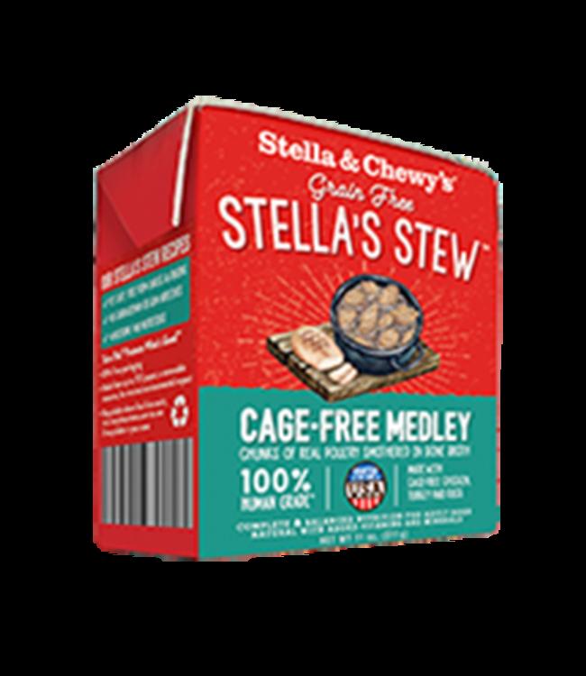 Stella & Chewy's Stella & Chewy's Dog Stews Medley Cage-Free 11oz