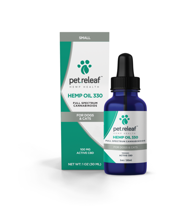 Pet Releaf Pet Releaf CBD Hemp Oil 330