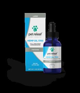 Pet Releaf Pet Releaf CBD Hemp Oil 1700