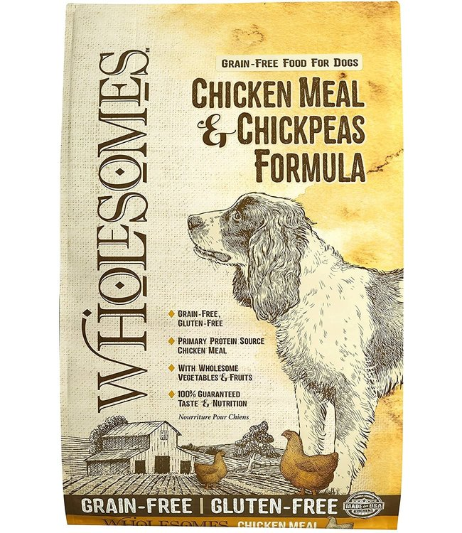 SPORTMiX® SPORTMiX® Wholesomes™ Chicken & Chickpea Formula Grain-Free 35 lbs