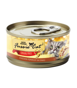 Fussie Cat Fussie Cat Chicken Formula in Gravy 2.82 oz