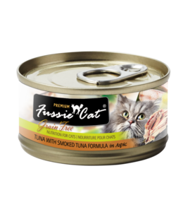 Fussie Cat Fussie Cat Tuna With Smoked Tuna Formula In Aspic 2.82 oz