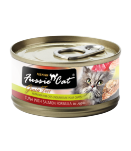 Fussie Cat Fussie Cat Tuna With Salmon Formula In Aspic 2.82 oz