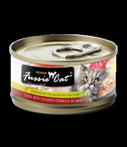 Fussie Cat Fussie Cat Tuna With Salmon Formula In Aspic 2.82 oz